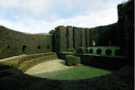 Вилла Марлия в Тоскане станет отелем   галерея [1] фото [21]