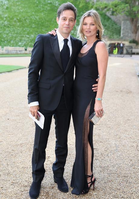 Кейт Мосс с мужем: фото