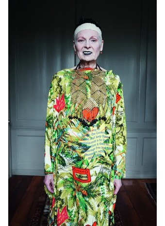 Рекламная кампания Vivienne Westwood осень-зима 2014-15
