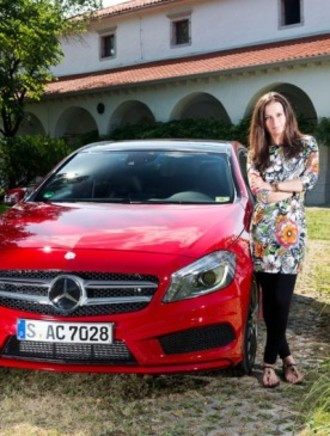 Mercedes-Benz А 180 BlueEFFICIENCY