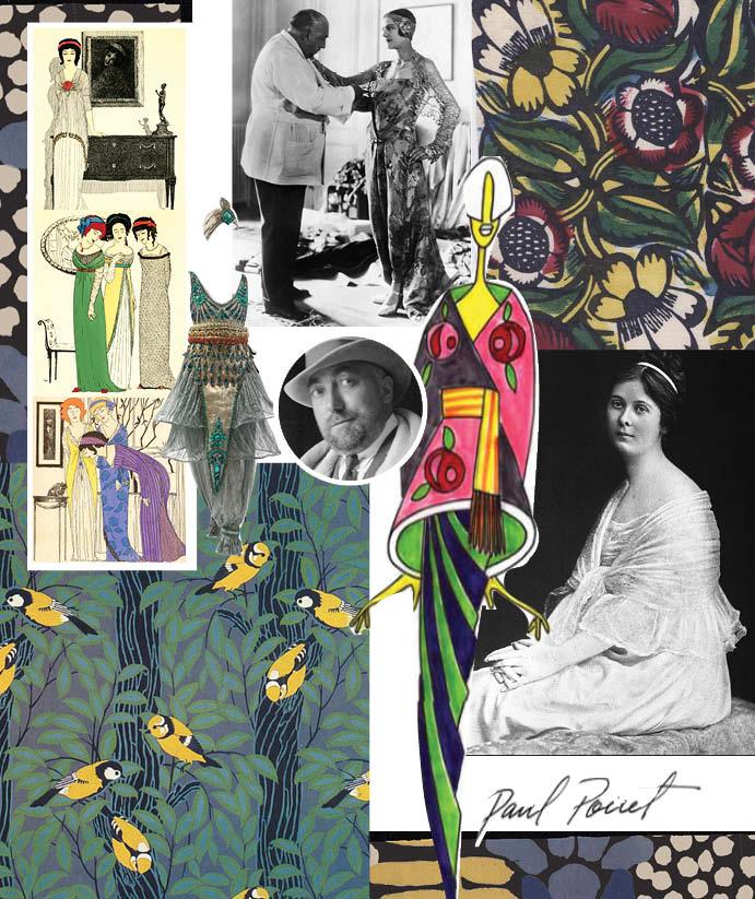 1910-е: Париж диктует новый стиль – ар-деко