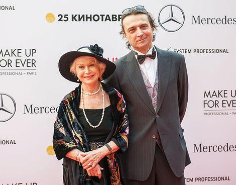 Светлана Немолявеа и Александр Лазарев
