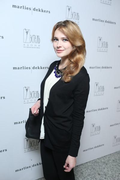 Знаменитости на показе marlies dekkers в «Модном сезоне»   галерея [1] фото [8]