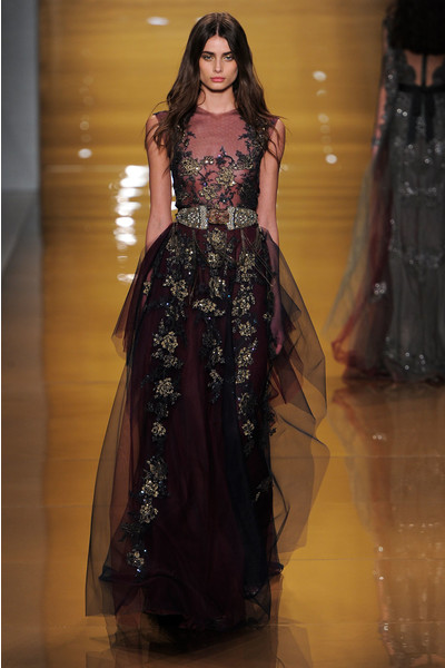 Black tie: показы Carolina Herrera, Reem Acra и Zac Posen на Неделе моды в Нью-Йорке | галерея [3] фото [7]