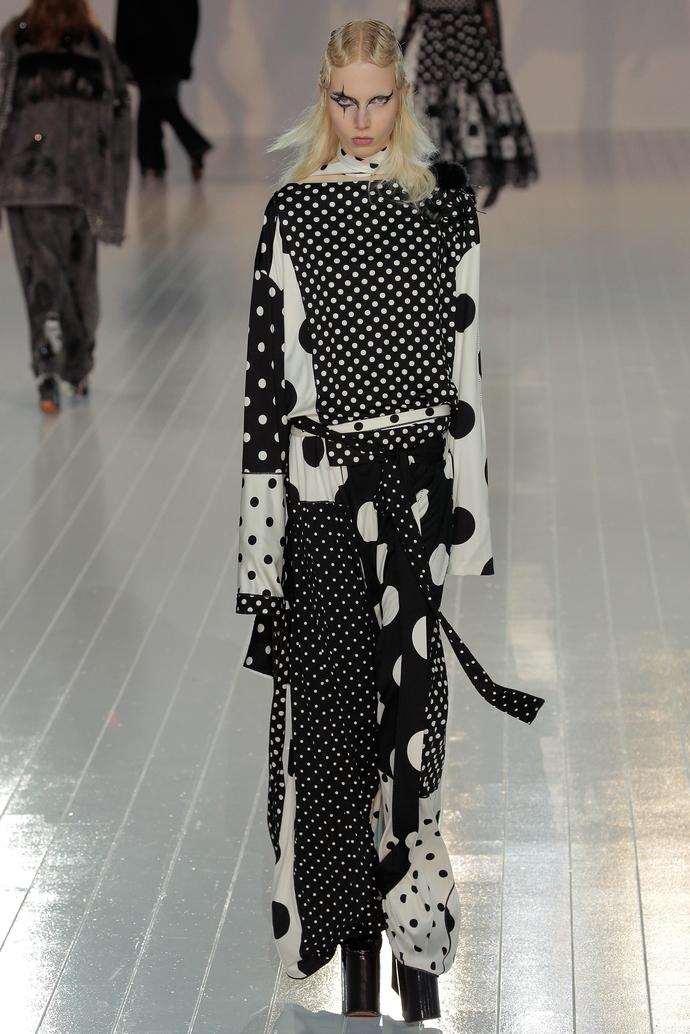 показ коллекции Marc Jacobs на Неделе моды в Нью-Йорке