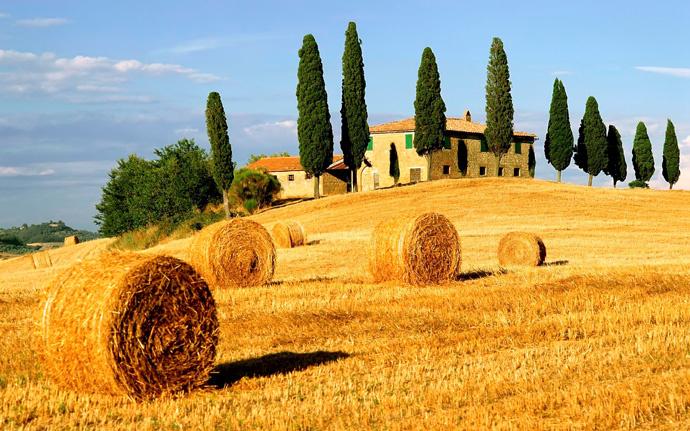 Италия, Тоскана Куда поехать на медовый месяц