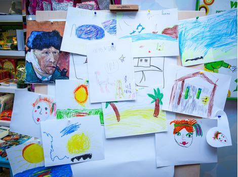 Подготовка к школе в BOSCO Bambino ВЕСНА и ГУМе | галерея [1] фото [2]