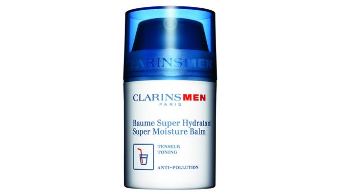 Увлажняющий бальзам для лица Baume Super Hydratant Clarins Men