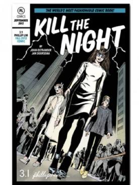 Kill The Night Филиппа Лима
