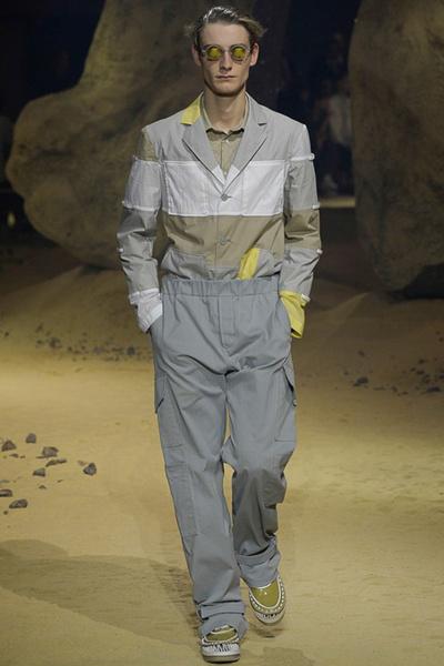 Неделя мужской моды в Париже: лучшие показы | галерея [5] фото [24]