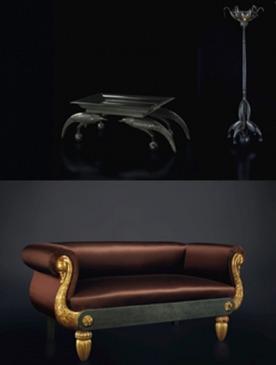 На торги Christie's выставят коллекцию мебели Армана Альбера Рато