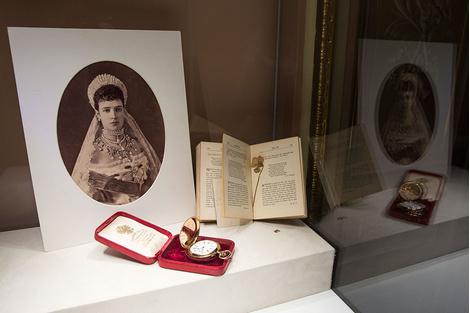 Выставка «Возвращенная история» в Музее Фаберже | галерея [1] фото [1]