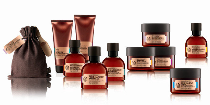 «Spa of the World» от The Body Shop