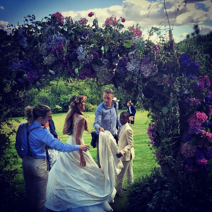 Гай Ричи женился