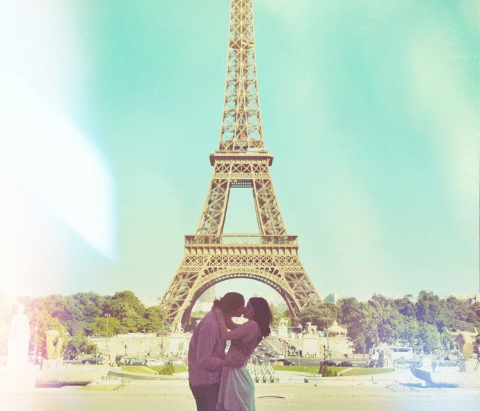 Франция, Париж Куда поехать на медовый месяц