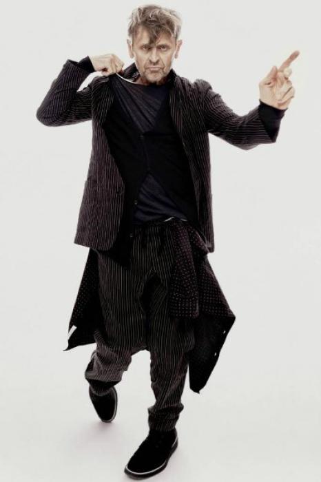 Михаил Барышников станцевал в рекламе Rag & Bone