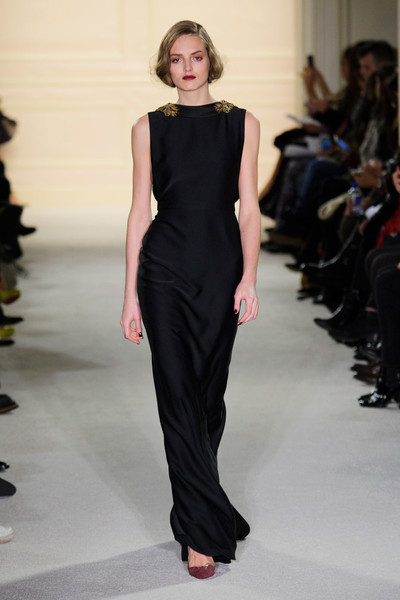Показ Marchesa на Неделе моды в Нью-Йорке   галерея [1] фото [26]