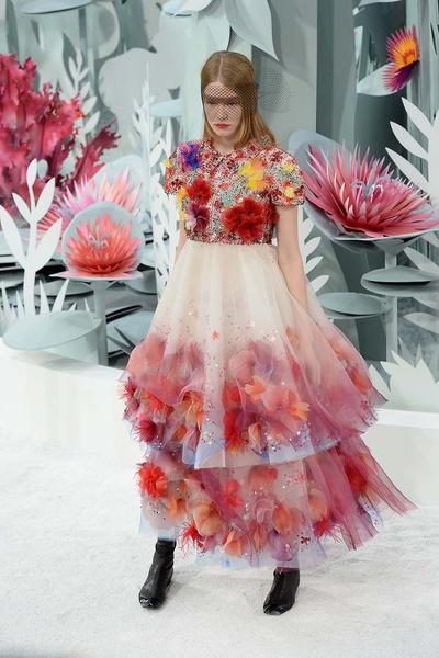 Показ Chanel Haute Couture | галерея [1] фото [10]