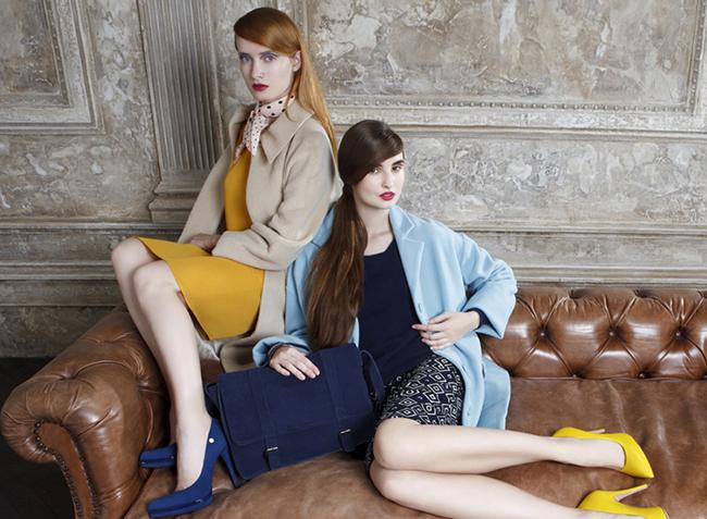 модная одежда осень 2013
