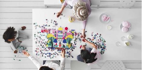 Вместе веселее: новая серия игр ЛАТТО в магазинах ИКЕА | галерея [1] фото [6]