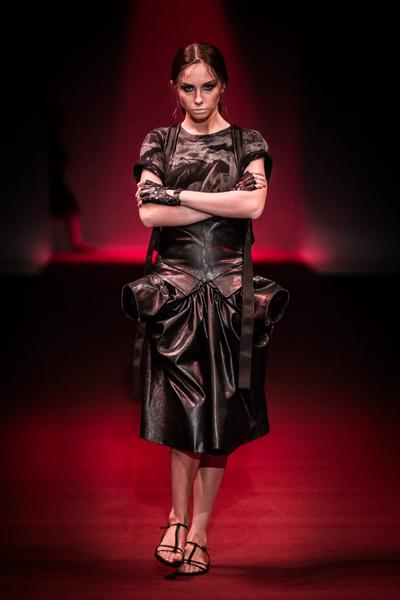 Молодые дизайнеры на Неделе моды в Москве | галерея [3] фото [4]