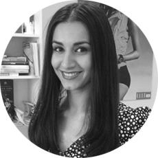 Сабина Агаева, редактор отдела «Звезды» ELLE.ru