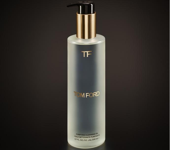 Очищающее масло Purifying Cleansing Oil от Tom Ford
