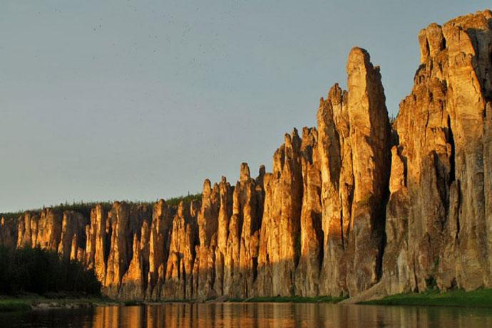 Ленские столбы, Якутия
