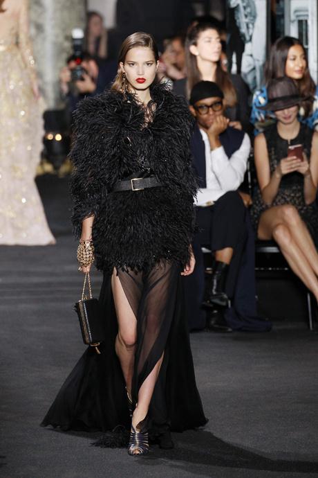 Elie Saab Couture, осень-зима 2016