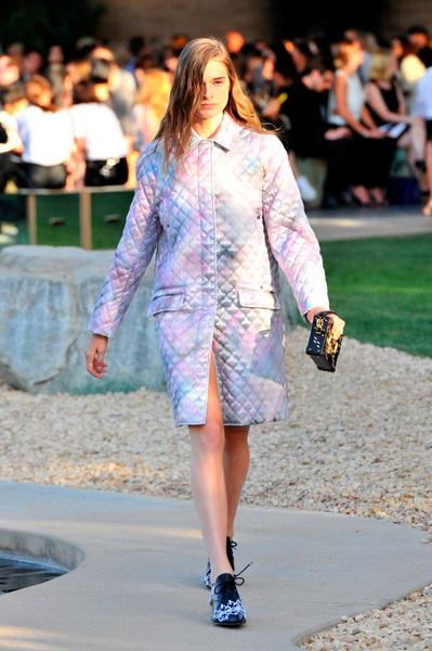 Показ круизной коллекции Louis Vuitton в Палм-Спринг | галерея [1] фото [36]