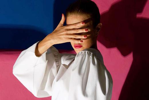 Рекламная кампания Yves Saint Laurent