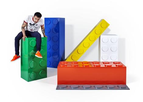 Система хранения Bricks | галерея [1] фото [3]