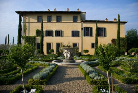 Дома звезд: вилла Стинга в Тоскане | галерея [1] фото [4]