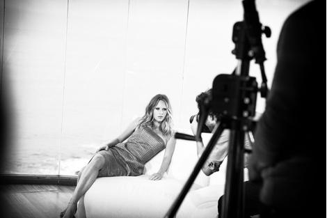 Дочь Шона Пенна Дилан стала лицом бренда Ermanno Scervino | галерея [1] фото [11]