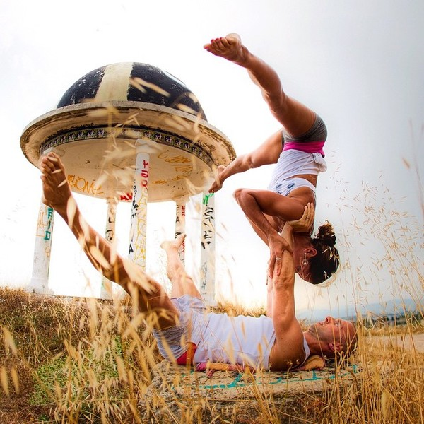 ВСТАЛА В ПОЗУ: 7 мотивирующих йога-аккаунтов | галерея [3] фото [7]