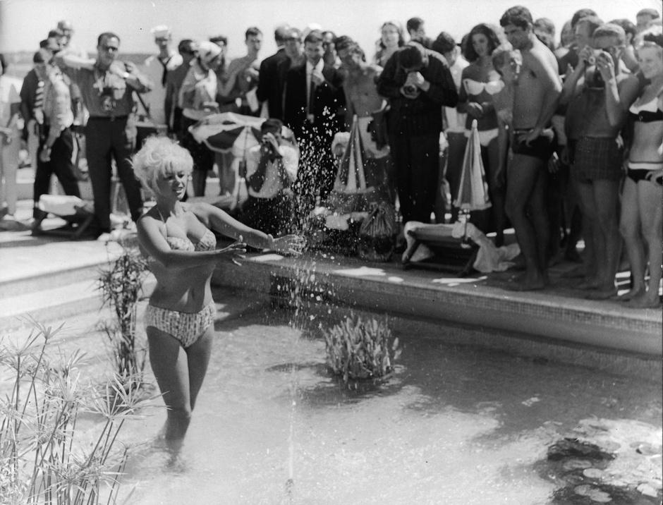 Джейн Мэнсфилд, 1964