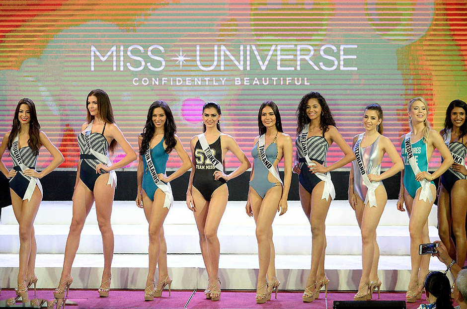 Мисс Вселенная 2017