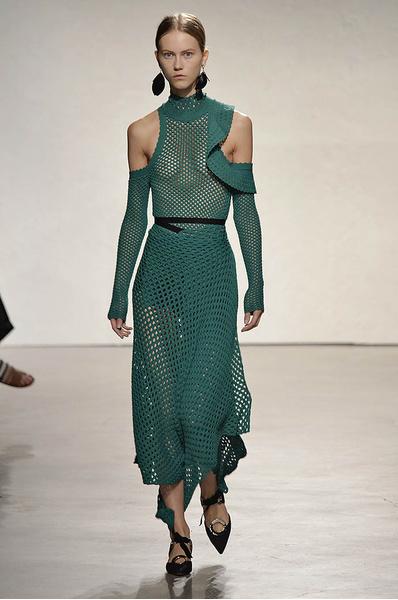 Неделя моды в Нью-Йорке: день девятый | галерея [4] фото [12]
