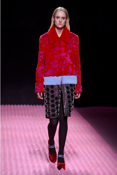 Показ Mary Katrantzou на Неделе моды в Лондоне | галерея [1] фото [23]