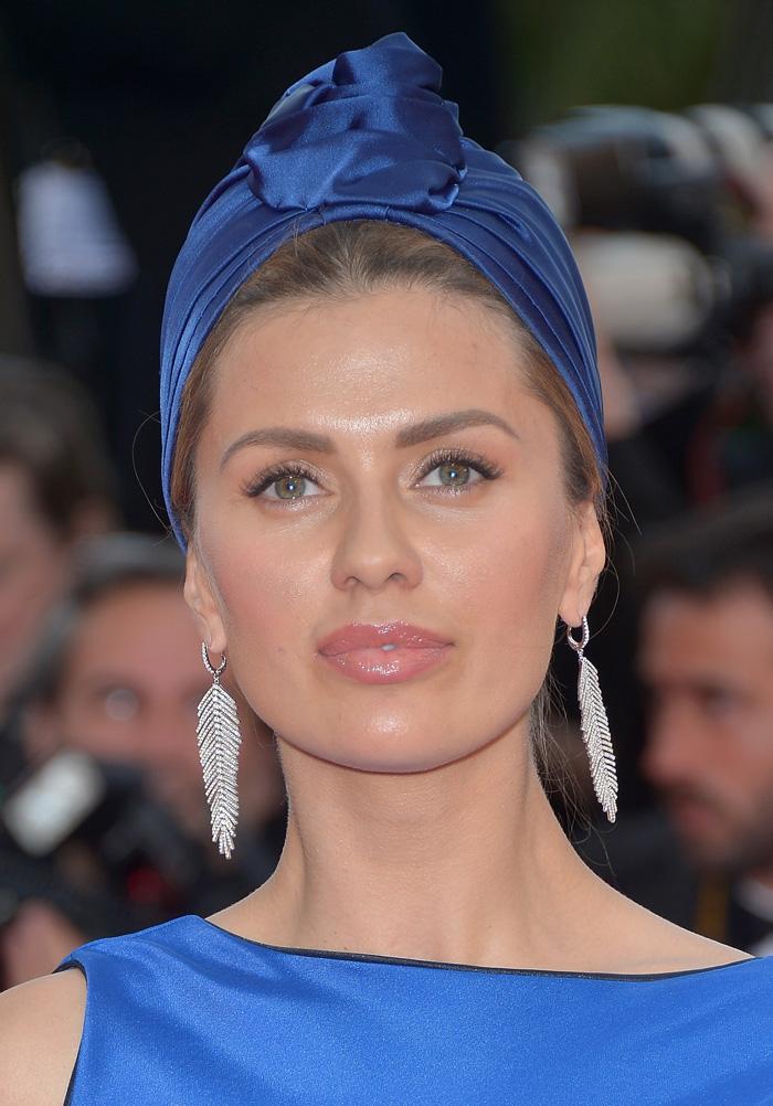 Виктория Боня на Каннском кинофестивале 2015