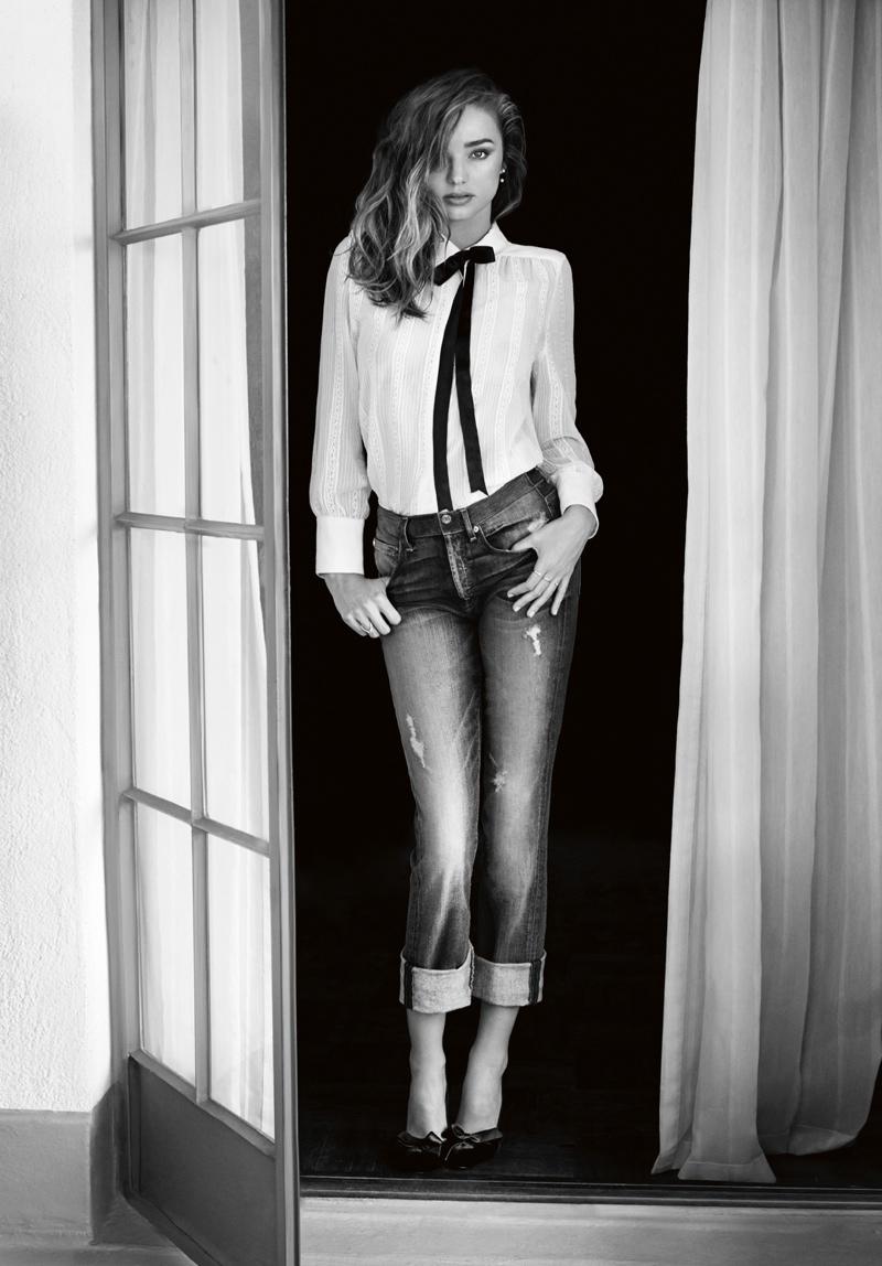 Модель Миранда Керр: фото 2014