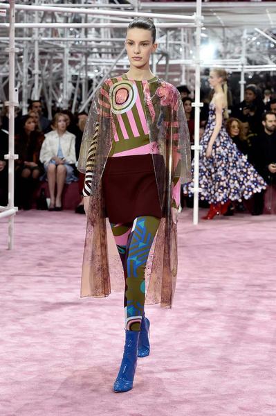 Показ Dior Haute Couture | галерея [1] фото [19]