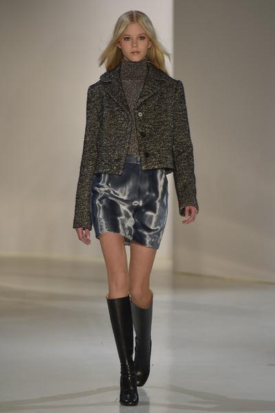 Неделя моды в Нью-Йорке: лучшие показы уикенда | галерея [2] фото [5]