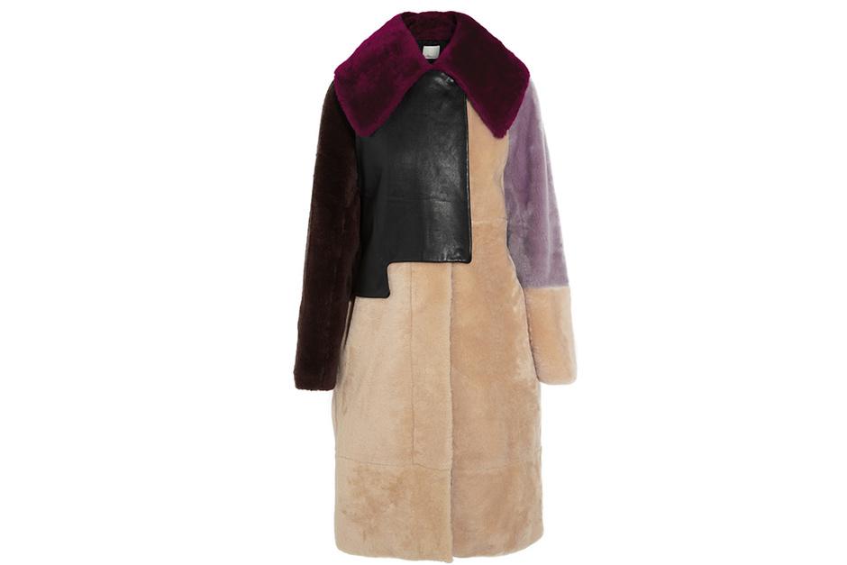 Пальто из овчины, 3.1 Phillip Lim, 190 954 руб.