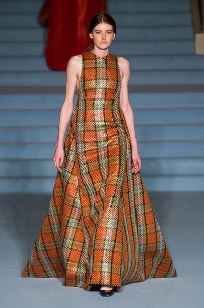 Неделя моды в Лондоне: 21 февраля | галерея [1] фото [2]