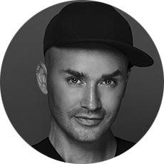 Владимир Калиничев, визажист, владелец и руководитель Vladimir Kalinichev Make-Up Studio