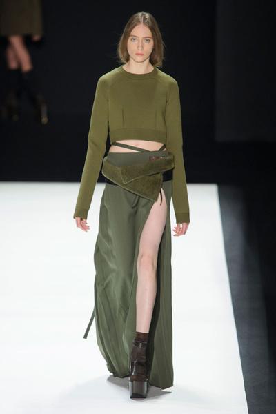 Самые красивые образы Недели моды в Нью-Йорке | галерея [1] фото [13]