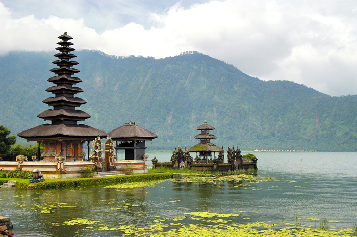 Закаты на Бали 4