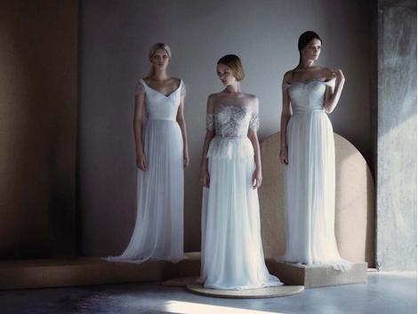 ЗАМУЖ НЕВТЕРПЕЖ: 10 самых красивых свадебных коллекций сезона | галерея [5] фото [5]