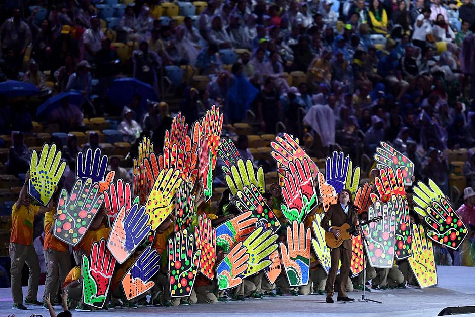 Церемония закрытия Олимпийских Игр 2016